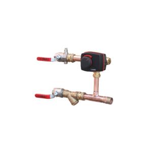 Разделительные узлы для воздушно-отопительных агрегатов